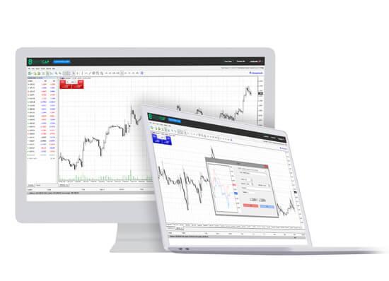MetaTrader 5 Web-Plattform