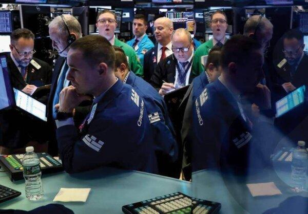 Market Update – US30 Breakdown
