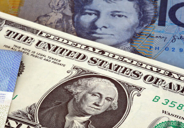 Market Update: USDCAD starting to find resistance?