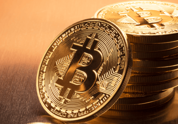 Bitcoin's rally starting to slow down?