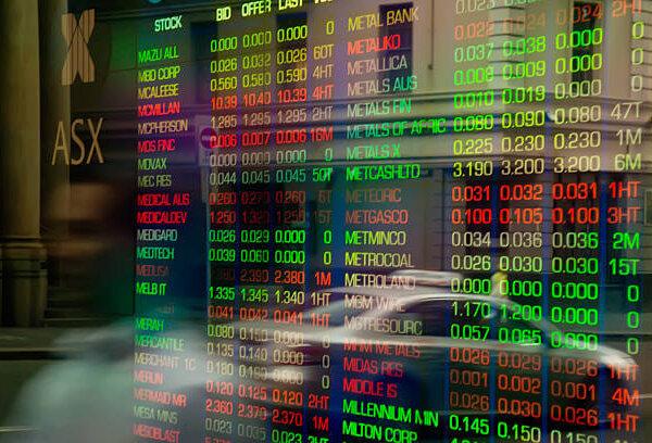 Market Update: ASX200 Starting to Turn?