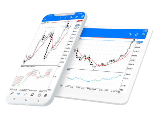 MetaTrader 5 iOS