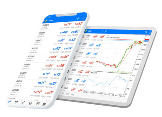 MetaTrader 4 untuk iOS