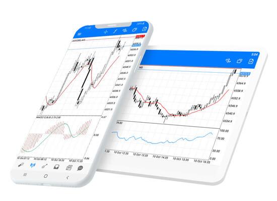 Meta Trader 5 iOS