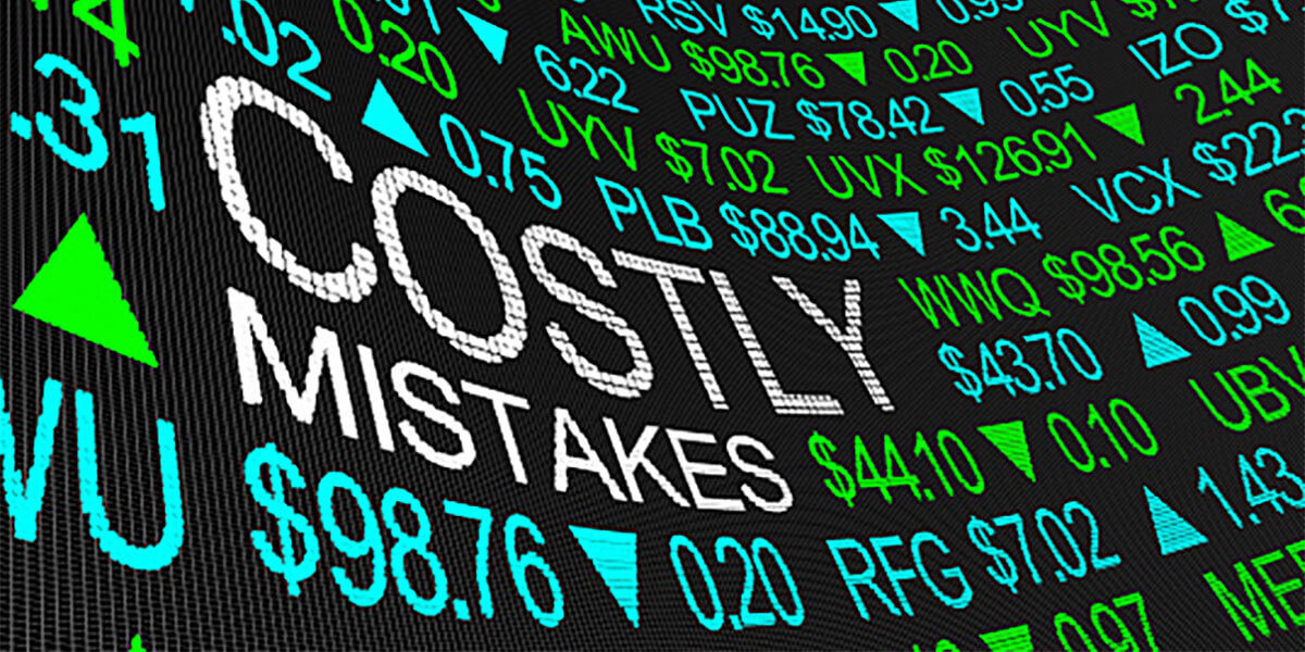 What are the most common mistakes traders make?